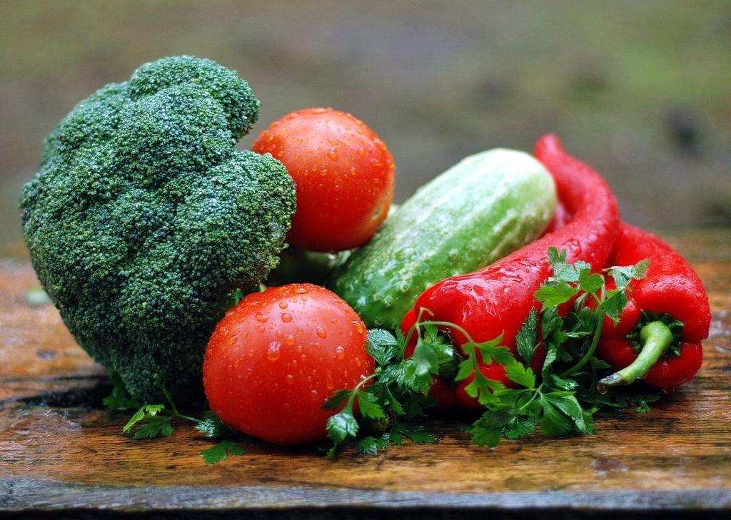 野菜を冷凍