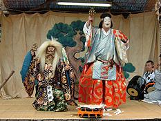 取手八坂神社祭り
