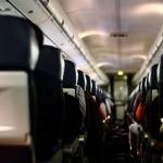 機内で安眠したい