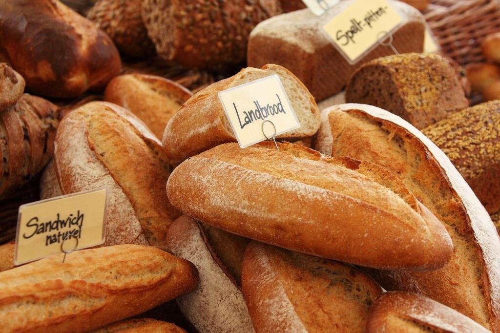 ご飯やパンは冷凍