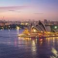 オーストラリア一人旅