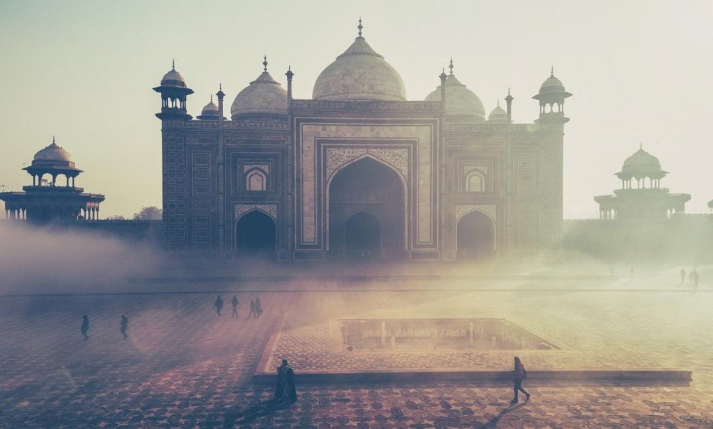 インド一人旅